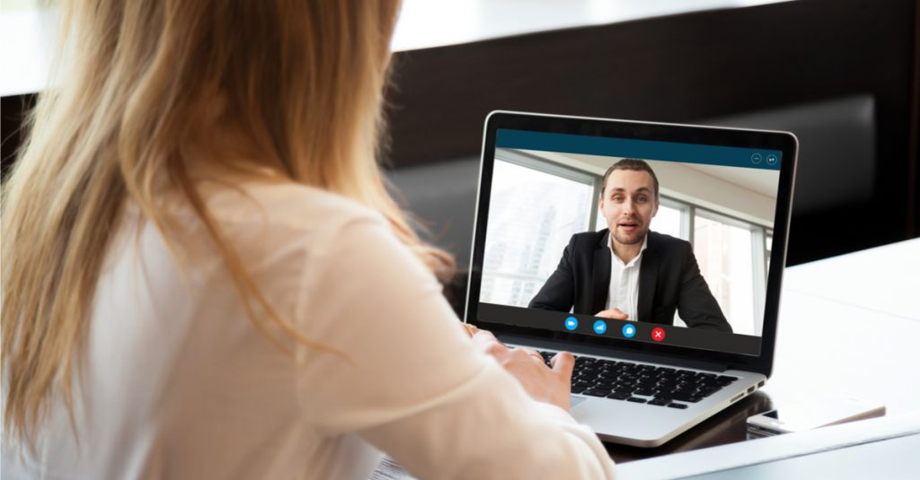 Five Ways to Ace Your Live Video Interview