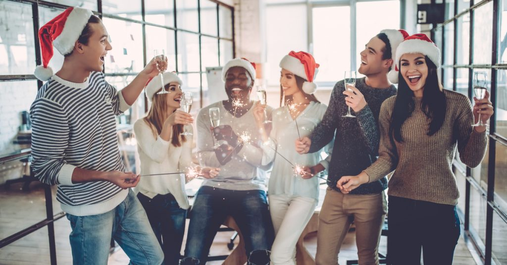 Effortless Etiquette to Get You Through Your Office Holiday Party